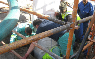Trenchless Bulk Sewer Rehabilitation Projects