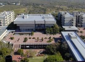 NMU Concrete Rehabilitation programme