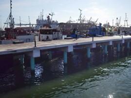 PE Harbour Jetties
