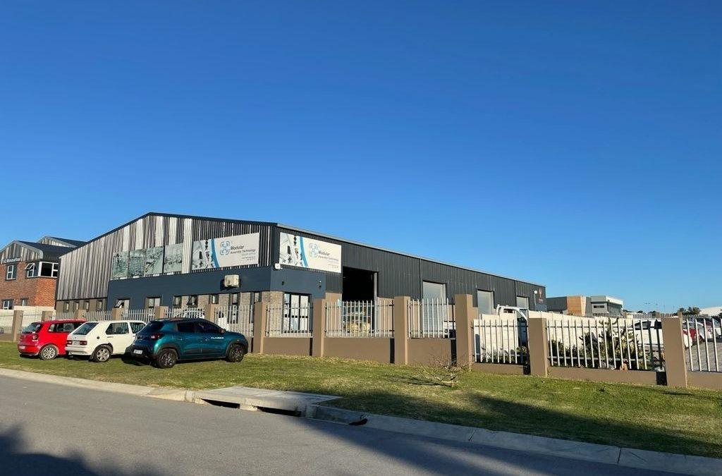 Leadwood Crescent Warehouse