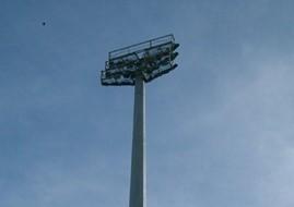 Light Mast Inspections EP Cricket, Nelson Mandela University