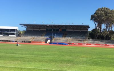 NMU Stadium Safety Upgrade