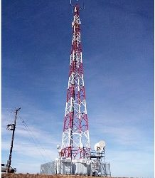 Communication Towers Structural Upgrade, Vodacom