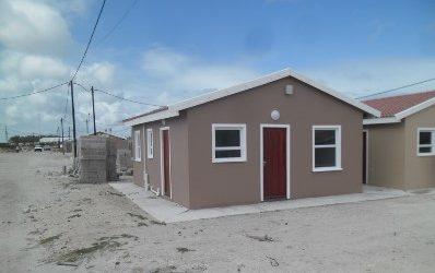 Walmer Gqebera Peoples Housing Project